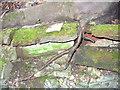 TQ0950 : Erosion at Troy Bridge by Colin Smith