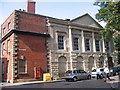 SP3378 : County Hall, Cuckoo Lane by E Gammie