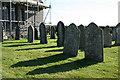 SX1989 : Treneglos: Bethel chapel graveyard by Martin Bodman