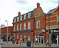 SE8911 : The Old Post Office, Cole Street, Scunthorpe by David Wright