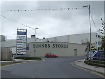 X2593 : Dunnes Stores - at the centre of Dungarvan by Jonathan Billinger