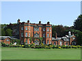 SJ8458 : Ramsdell Hall, near Mow Cop, Staffordshire by Roger  Kidd