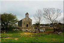 N1248 : Ruined church at Kilkenny West, Co. Westmeath by Kieran Campbell