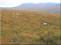 NR9542 : Hillside towards Glen Iorsa by Chris Wimbush