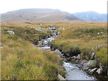 NR9638 : Burn from Coire na Cuiseig by Chris Wimbush