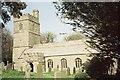 SX0558 : Luxulyan: parish church of St. Cyrus & St. Julietta by Chris Downer
