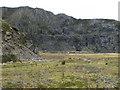 SH8339 : Quarry at Ffrith y Coed by Eirian Evans