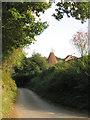 TQ7915 : Oast House at Bluemans Farm, Bluemans Lane, Westfield, East Sussex by Oast House Archive