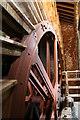 TF2055 : Scoopwheel, Dogdyke pumping station by Chris Allen