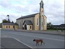 T0315 : St. Martin's RC church, Piercetown, Co. Wexford by Jonathan Billinger