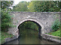 SJ9151 : Bridge No 26, Caldon Canal, Stockton Brook, Staffordshire by Roger  Kidd