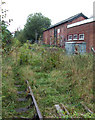 SJ9253 : Endon Station (disused), Staffordshire by Roger  Kidd