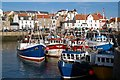 NO5402 : The fleet, Pittenweem by Jim Bain
