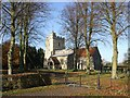 SP8814 : Parish Church of St Mary, Puttenham by Rob Farrow