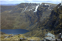 NN4388 : Coire Ardair by Nigel Brown
