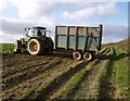 SX2993 : Harvesting the beet by Derek Harper