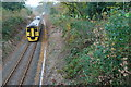 SH4937 : Rheilffordd Y Cambrian Cricieth Cambrian Railway by Alan Fryer