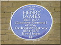 SU4212 : Henry James Plaque by Colin Smith