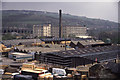 SE0814 : Spa Mills, Slaithwaite by Chris Allen