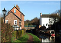 SO8898 : Staffordshire and Worcestershire Canal, Compton, Wolverhampton by Roger  Kidd