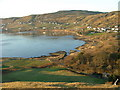 NG3963 : Uig Bay by Dave Fergusson
