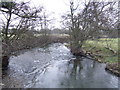 SO3759 : River Arrow at Noke Bridge by Jonathan Billinger