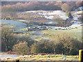 SD7616 : Ruined farm above Simon's Lodge by liz dawson