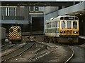 SE2933 : Railway Station, Leeds by Dave Hitchborne