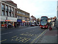TQ4671 : Sidcup High Street by Stacey Harris