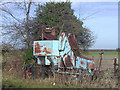 TL4563 : Rusty old farm machine by Keith Edkins