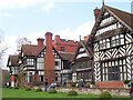 SO8698 : Wightwick Manor by Stephen Grice