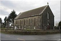 S3947 : Killaloe Church by kevin higgins
