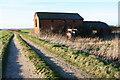 TL5451 : Rat Hall Farm by Duncan Grey