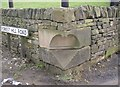 SE0718 : Corner-piece, Forest Hill Road, Stainland by Humphrey Bolton