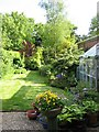 SU8896 : A garden in Brimmers Hill by Claire Evans
