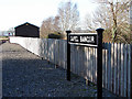 SN6479 : Capel Bangor Station by John Lucas