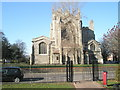 SU6500 : St Mary's Portsea by Basher Eyre