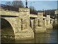 SO7193 : The 'old' Bridge at Bridgnorth by Row17