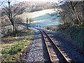 SN6778 : The Vale of Rheidol Railway by John Lucas