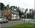 TL0837 : The Flying Horse, Clophill by Jonathan Billinger