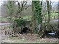 ST6564 : Bridge over Bathford Brook by Nick Smith