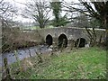 ST6464 : Bridge over the River Chew by Nick Smith