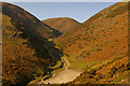 SO4494 : An empty Carding Mill Valley car park by Ian Capper