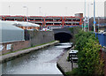 SO9198 : Birmingham Canal, Wolverhampton by Roger  Kidd