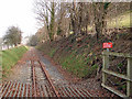 SN6778 : Vale of Rheidol Railway by John Lucas