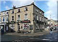 SE1422 : The George Hotel, Commercial Street, Brighouse by Humphrey Bolton