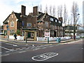 TQ5178 : Erith: Running Horses public house by Nigel Cox