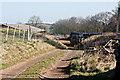 ST7269 : 2008 : Farm entrance at Upper Langridge by Maurice Pullin