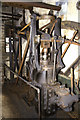 TM0456 : Grasshopper beam engine, Webbs Tannery by Chris Allen