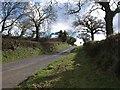 SX2687 : Road to Egloskerry by Derek Harper